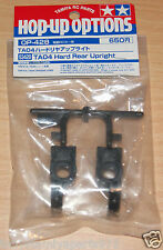 Tamiya 53428 TA04 Hard Rear Upright (E Parts) (TA-04/TA04R/TA04S/TB02/TA05), NEW