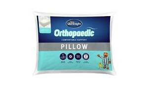 Silentnight Luxury Support Memory Foam Soft Impress Pillow Orthopaedic Back Neck