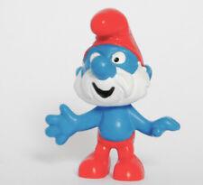 """20001-""""Papa""""-Schlumpf-Smurf#Schleich-NEU-NEW-perfect!"""