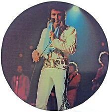 Original Elvis Presley Vegas Fantasy Iron On Transfer