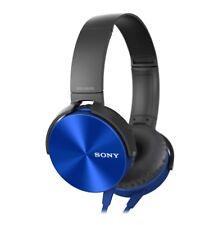 Sony MDR-XB450APB Auriculares-Azul.