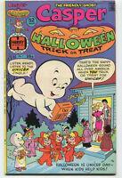 Casper Halloween Trick or Treat #1 Harvey Comics file copy high grade CBX1P