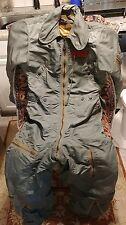 1950s USAF Mens Flying Coverall flight suit Type CWU I/P Korea Vietnam war