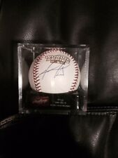 David Ortiz Autographed MLB Baseball 04 WS Ball