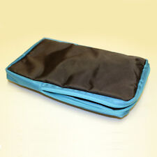 iPad Carry Case Bag Padded Zip Pouch Travel Polyester Storage Holder 27 x 17cm