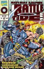Battle Tide II #1 (Marvel UK Comics Foil Cover)