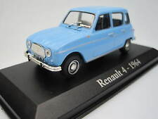 RBA Renault 4 L   - IXO 1/43 cochesaescala