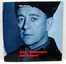1982 Alec Guiness on Screen Softcover Biography Book w Photos (L5900)