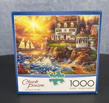 Jigsaw Puzzle 1000 Piece Chuck Pinson Life Above the Fray Buffalo Games