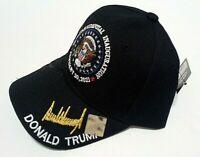 MAGA President Donald Trump Presidential Inauguration January 20, 2021 Hat Black