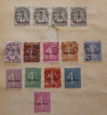 Andorra overprints collection