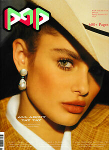 Pop Magazine #36 S/S 2017 - Taylor Hill cover and Photo Shoot