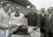 Hill & Gurney & Brooks FERRARI F1 Portrait Allemand GRAND PRIX 1959 photo