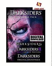 Darksiders 2 Franchise Pack Deathinitive Steam Pc Game Key Code [Blitzversand]