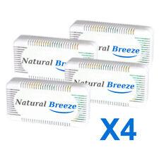 4pk Refrigerator & Freezer Deodorizer Fridge Freshners Activated Charcoal Nb-306