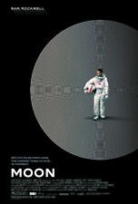 MOON - Orig.Kino-Plakat A1 - Science Fiction - Sam Rockwell - gerollt