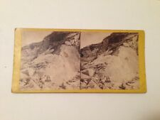 Stereoview New York State Sing Sing Prison - Marble Quarries [E. & H.T. Anthony]