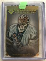2019-20 Ultimate Collection Igor Shesterkin Ultimate Introductions SP RC UI-77
