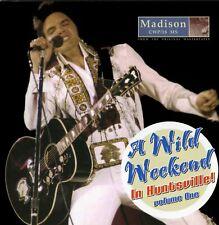 RARE CD IMPORT ELVIS PRESLEY- WILD WEEKEND IN HUNTSVILLE -SON PARFAIT-MADISON