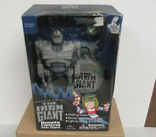 1999 Trendmasters The Iron Giant Remote Control Robot Figure New