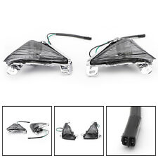 Front Turn Signals Lens For Kawasaki ZX10R 2006-2007 ZX636/ZX6R 2006-2010