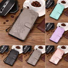 For Motorola Moto Z3 E5 Play G5S G6 Plus Magnetic Flip Wallet Leather Case Cover