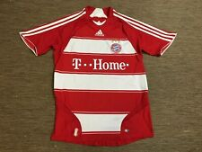 Adidas T-Mobile FC BAYERN Jersey Small S Football Soccer