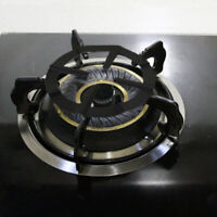 1x Coffee Shelf Moka Pot Holder Gas Stove Cooker Ring Support Stand Cast Iron ~