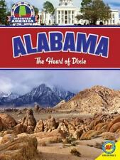 Alabama : The Heart of Dixie by Janice Parker (2016, Hardcover)