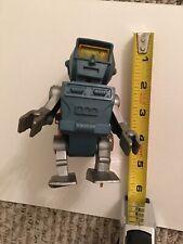 Billy Blastoff Vintage Space Robot Robbie Figure Rare Toy Read