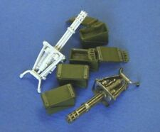 LEGEND PRODUCTION, LF1038  XM-134 Mini Gun set (2ea) , SCALE 1:35