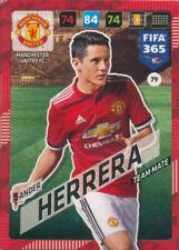 Panini Adrenalyn XL FIFA 365 2018 #79 Ander Herrera Manchester United
