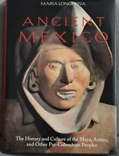 Ancient Mexico - History & Culture Of The Maya, Aztecs & Other Pre-Columbian