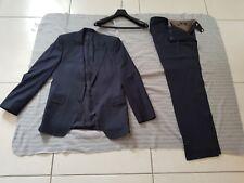 hugo boss Anzug gr.98 dunkel blau