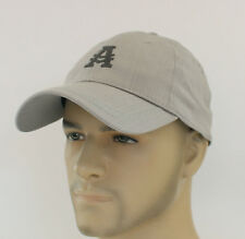 New Genuine Men's A. Kurtz Men's Oakes Aflex Baseball Hat Ball Golf Cap Grey