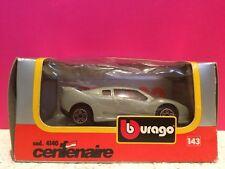 BURAGO SUPERBE MCA CENTENAIRE EN BOITE 1/43 H2