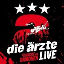 ÄRZTE - Die Nacht der Dämonen (live)   ***Österreich - Ausgabe***