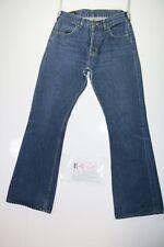 Lee Indigo Denver Bootcut(Cod.E1640)jeans Usato Tg45 W31 L32 Vintage Zampa retrò