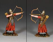 KING & COUNTRY ROMAN EMPIRE ROM025 ROMAN LEGIONARY ARCHER TAKING AIM MB