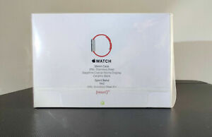Apple Watch 38mm PRODUCT RED - A1553 ~ 1st Generation ~ Series 0 ~ 2015 SEALED