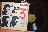 The Bossa Tres self-titled LP Audio Fidelity AFLP 1988 Mono