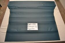1969 69 1970 70 DODGE CORONET & SUPER BEE PERFORATED BLUE HEADLINER USA MADE