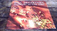 PAUL McCARTNEY FLOWERS IN THE DIRT 1st PARLOPHONE SOUTH AFRICA LP 1989 w/ INNER