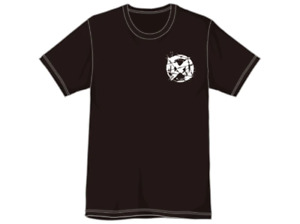 Official NJPW/ New Japan Pro Wrestling Moxley 'Barbed Wire' T-shirt AEW/All Elit