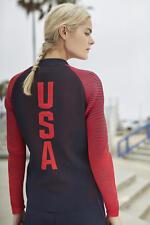 NIKE Women's Dynamic Reveal Olympic Team USA Jacket Large L 809511 451