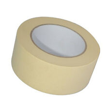 1X MASKING TAPE 50mm x 50m EASY TEAR DECORATING PAINTING  Easy To Remove MASKING