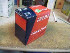 FEDERAL  shotgun shell box GAME LOAD shot 12 gauge  EMPTY 1991 VINTAGE 6 SHOT