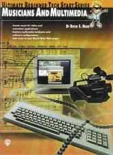 Warner Brothers Videos 0179b Ultimate Beginner Tech Start: Musicians and Multim