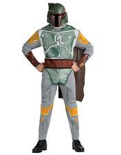"Star Wars Mens Boba Fett Costume Style 1,XL,CHEST 44-46"",WAIST 36-40"",INSEAM 33"""