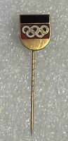 olympic pin NOC WEST GERMANY 1960 GERMANY generic enamel old  rare